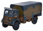 Oxford Diecast 76QLD001 Bedford QLD Army Fire Service
